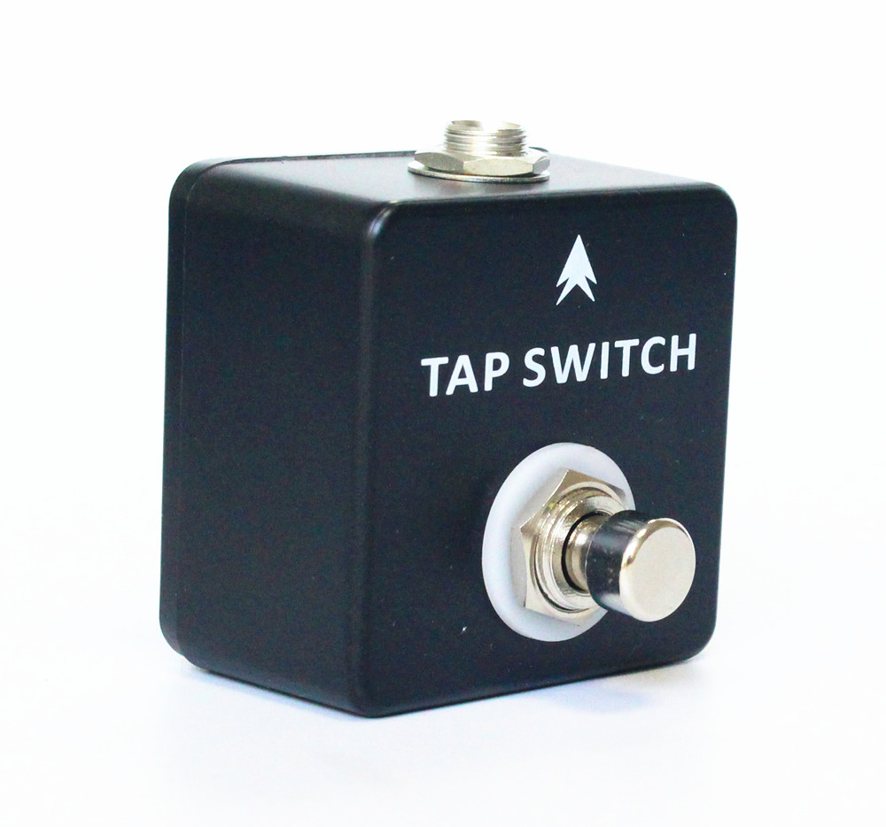 MOSKY TAP SWITCH Guitar Pedal Tap Tempo Switch Guitar Effect Pedal Metal Shell